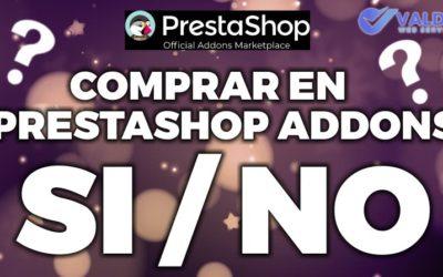 PrestaShop Addons: Comprar en el marketplace oficial de PrestaShop. ¿Sí o no?
